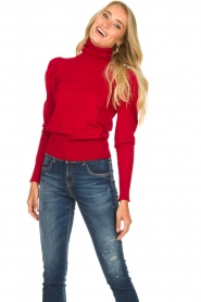 Kocca | Turtle neck Dawn | red  | Picture 3