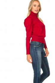 Kocca | Turtle neck Dawn | red  | Picture 6