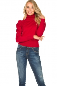 Kocca | Turtle neck Dawn | red  | Picture 2