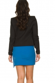 Patrizia Pepe |  Mini skirt Zara | blue  | Picture 5