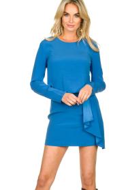 Patrizia Pepe |  Mini skirt Zara | blue  | Picture 2