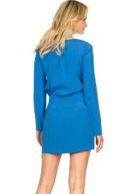 Patrizia Pepe |  Mini skirt Zara | blue  | Picture 5