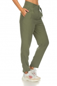 Set |  Trousers Ky | green  | Picture 4