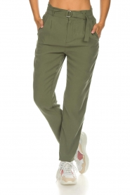 Set |  Trousers Ky | green  | Picture 3