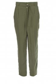 Set |  Trousers Ky | green  | Picture 1
