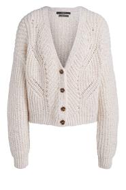 Set |  Knitted cardigan Kaya | natural  | Picture 1