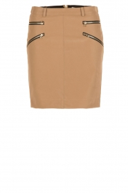 Patrizia Pepe |  Skirt Chiara | brown  | Picture 1