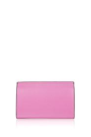 Furla | Leren schoudertas Like | Roze  | Afbeelding 4