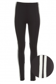 Set |  Leggings with side stripes Ace | black  | Picture 1