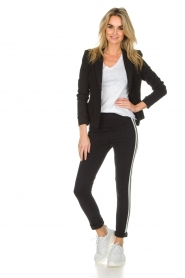 Set |  Leggings with side stripes Ace | black  | Picture 2