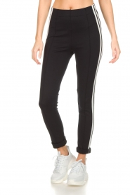 Set |  Leggings with side stripes Ace | black  | Picture 3