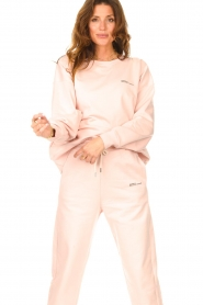 Set |  Oversized sweater Fary | pink  | Picture 2
