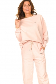 Set |  Oversized sweater Fary | pink  | Picture 4