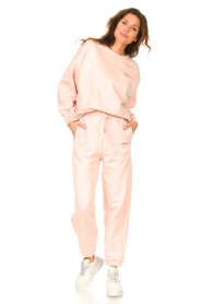 Set |  Oversized sweater Fary | pink  | Picture 3