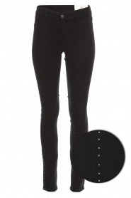Set |  Skinny jeans with studs  | Picture 1