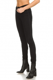 Set |  Skinny jeans with studs  | Picture 4