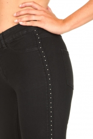 Set    Skinny jeans with studs    Picture 6