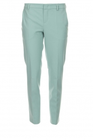 Set | Klassieke pantalon Nora | blauw  | Afbeelding 1