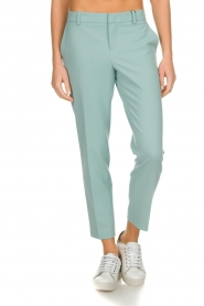 Set | Klassieke pantalon Nora | blauw  | Afbeelding 3