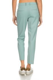 Set | Klassieke pantalon Nora | blauw  | Afbeelding 5