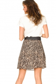 Set |  Skirt with print Trix | black  | Picture 5