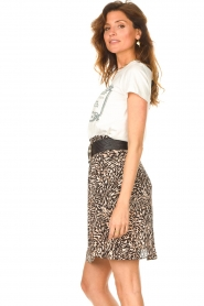 Set |  Skirt with print Trix | black  | Picture 4