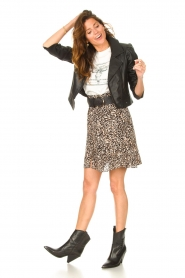Set |  Skirt with print Trix | black  | Picture 3