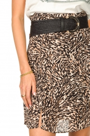 Set |  Skirt with print Trix | black  | Picture 6