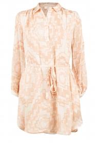 Hoss Intropia | Zijden jurk Tunda | nude   | Afbeelding 1