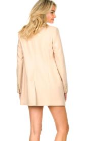 Kocca |  Classic coat Anta | beige  | Picture 7