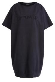 Set | Sweater jurk Rina | zwart  | Afbeelding 1