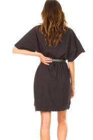 Set | Sweater jurk Rina | zwart  | Afbeelding 7