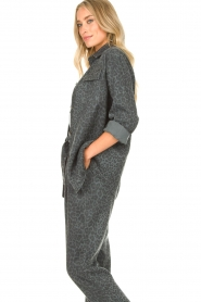 Kocca | Coat with print Kimpi | grey  | Picture 7