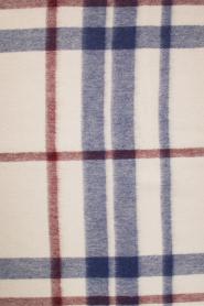 Becksöndergaard | Sjaal met glinstering Macaw | naturel  | Afbeelding 4