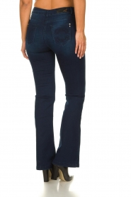 Patrizia Pepe |  Flared jeans Stella | blue  | Picture 5