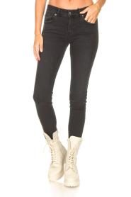 Set |  Skinny jeans Wren | black  | Picture 4