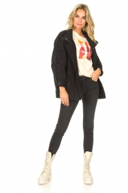 Set |  Skinny jeans Wren | black  | Picture 2