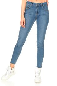 Set |  Skinny jeans Wren | blue  | Picture 4