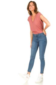 Set |  Skinny jeans Wren | blue  | Picture 3