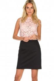 Set |  Skirt Leela | black  | Picture 2