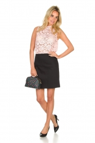 Set |  Skirt Leela | black  | Picture 3
