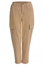 Set |  Cargo pants Rose | camel  | Picture 1