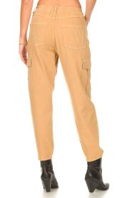 Set |  Cargo pants Rose | camel  | Picture 8