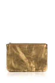 Becksöndergaard | Metallic schoudertas Lymbo Glitz | goud  | Afbeelding 3