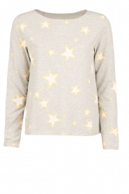 Juvia | Sweater Star | grijs