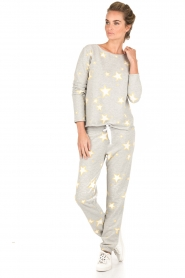 Juvia | Sweater Star | grijs  | Afbeelding 3