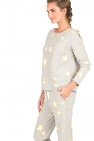 Juvia | Sweater Star | grijs  | Afbeelding 4