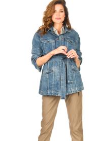 Set |  Denim jacket Mara | blue  | Picture 5