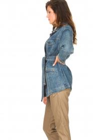 Set |  Denim jacket Mara | blue  | Picture 7