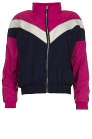 Patrizia Pepe |  Sporty jacket Lana | blue  | Picture 1